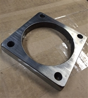 Intake Horn Flange - 304 Stainless