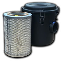 Canister Filter for Storm Vacuum System