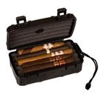 Cigar Caddy CC10 Travel Humidor (10 Cigars)