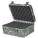 Cigar Caddy CC40 Camo Travel Humidor Case