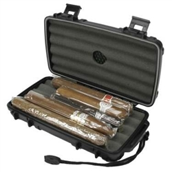 Cigar Caddy 5 Cigar Travel Humidor Case