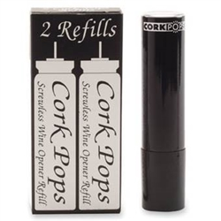 Cork Pops Refill Cartridges