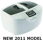 Brand New Heated 2.5 Liter Ultrasonic Cleaner w/ Digital Controller
