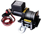 2000lb electric winch