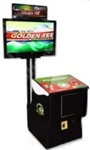 Golden Tee Unplugged Pedestal Arcade