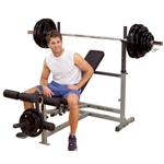 Body-Solid Power Center Combo Weight Bench