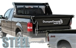 Dumper Dogg 6 Foot Steel Truck Bed Dump Insert