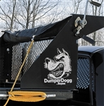 Dumper Dogg 5.4'  x 9.5' Tarp Roller Kit for 6' Steel Dump Insert