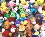 High Quality Plush Toys For Crane Machine - 220 Pieces