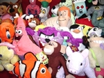 Licensed Variety Plush Toys For Crane Machine - 150 Pieces