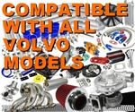 Brand New Complete Volvo High Performance Turbo / Charger Universal Kit (Gain 200+ H.P. - Complete Kit)