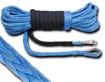 Brand New 10mm x 30' Meter (100 Ft) Dyneema Winch Rope
