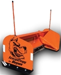 Scoop Dogg 10 Foot Compact Model Snow Pusher