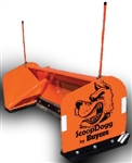 Scoop Dogg 6 Foot Compact Model Snow Pusher