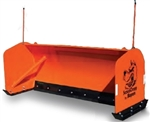 Scoop Dogg 8 Foot Skid Steer Model Snow Pusher