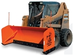 Scoop Dogg 10 Foot Skid Steer Model Snow Pusher