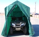 Portable Canopy for Motorcycles & ATVs