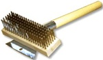 Broiler Queen Brush (With Handle)
