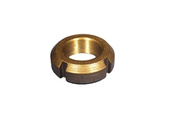 Globe Castellated Lock Nut