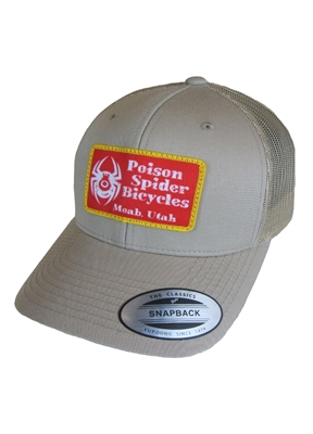 Trucker Hat - Scribble Patch