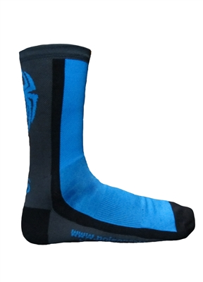 Split Sock - Blue