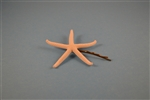 Starfish bobby pin