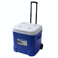 Large 60-Quart Roller Cooler