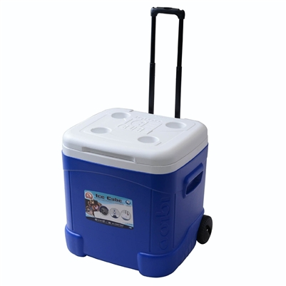Ocean City | Rehoboth Rentals | Large 60-Quart Roller Cooler