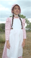Girl  Full-Length Custom Apron all sizes