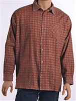 National Outfitters men's plaid flannel shirts.