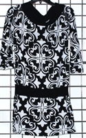 Famous Brand Womens Short Tunic Dress