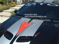 GTO Windshield or Rear window Decal