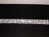 Starcraft Boat Decal