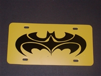 Batman License Vanity plate #2