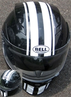 Motorcycle Vinyl Decal stripe Helmet #5