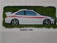 "Ripped Graphics 29a Size 12"" X 114"""