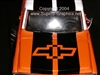 Orange Truck w/ Black Bowtie Rally Stripe set