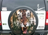 Angry Tiger Spare #2 Tire Cover