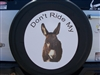 Dont Ride My A$$ Donky Spare Tire Cover