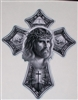 Jesus Cross Window or Wall Decal