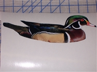 Mandarin Wood duck Decal