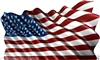 36X60 American Flag Graphic Decal