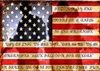 American Flag Solder of War Mural