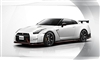 Nissan GT-R White Wall/Trailer Decal