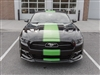 "Mustang 11"" Center Rally Stripes"