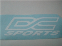 DC Sports Side decals