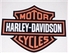 Harley Davidson BAR & SHIELD Decal