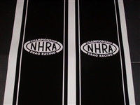 NHRA Bed Side Decals