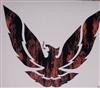 "Real Fire Firebird Decal 41""X51"""