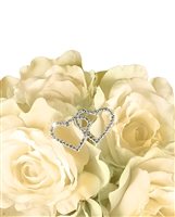 Bouquet Jewelry - Classic Double Hearts
